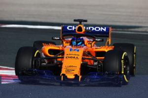 McLaren MCL33 2018