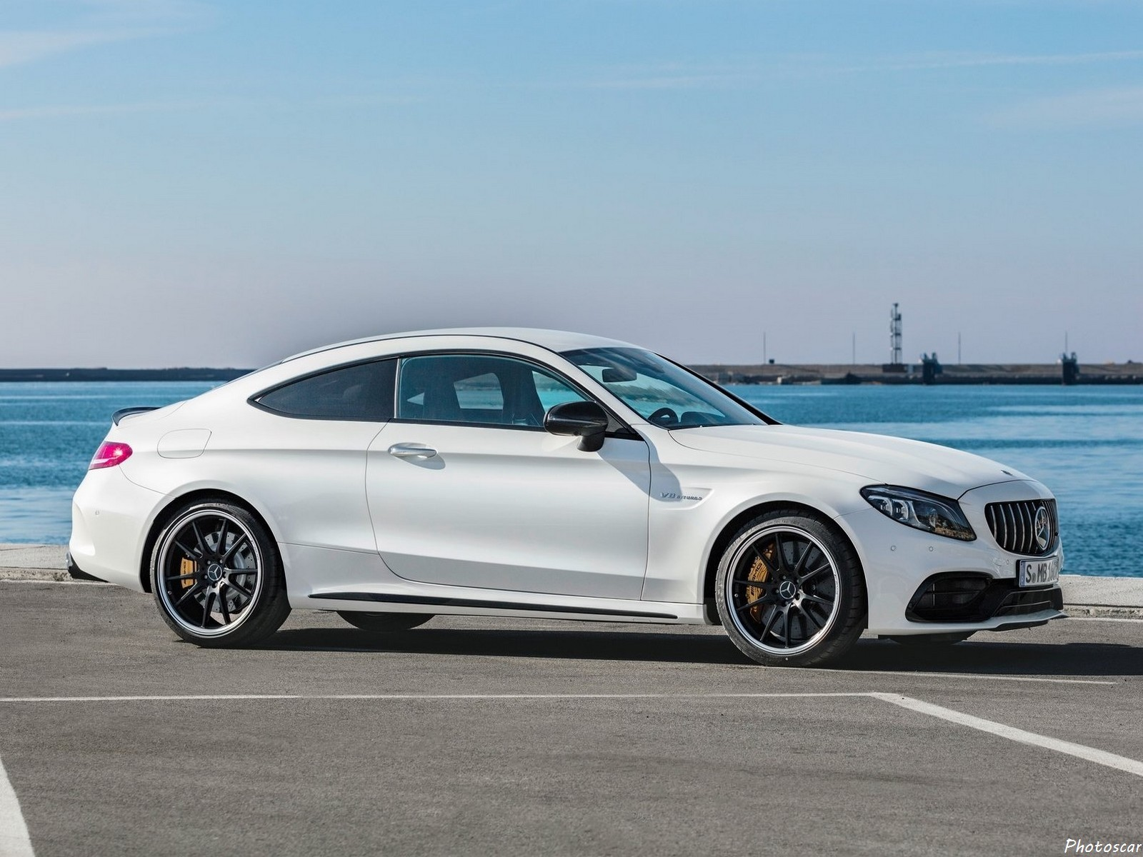 Mercedes-AMG C63 S Coupe 2019