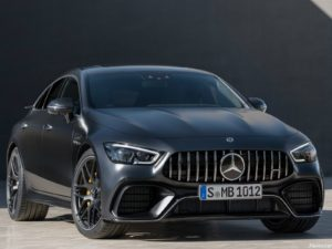 Mercedes AMG GT63 S 4-Door 2019
