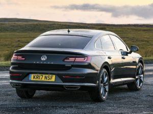 Volkswagen Arteon Version UK 2018