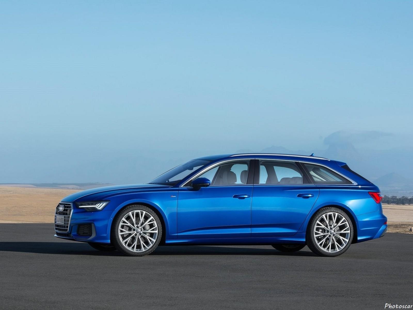 Audi A6 Avant 2019
