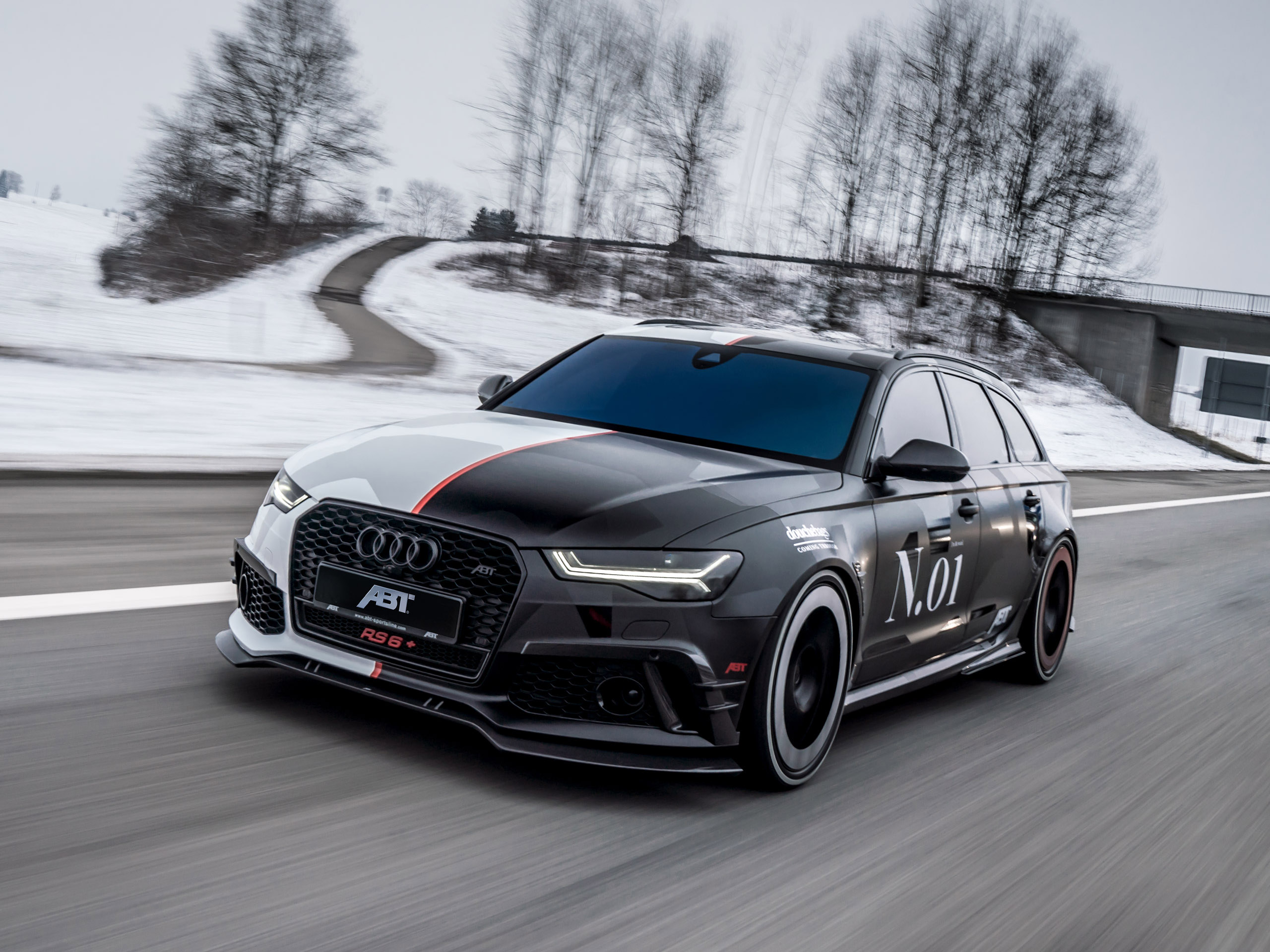 audi rs6 plus phoenix by abt 2018 de 735 chevaux pour jon olsson. Black Bedroom Furniture Sets. Home Design Ideas