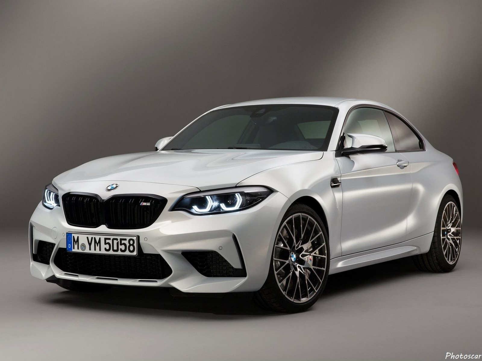 BMW M2 Competition 2019 : La version la plus chaude de la M2