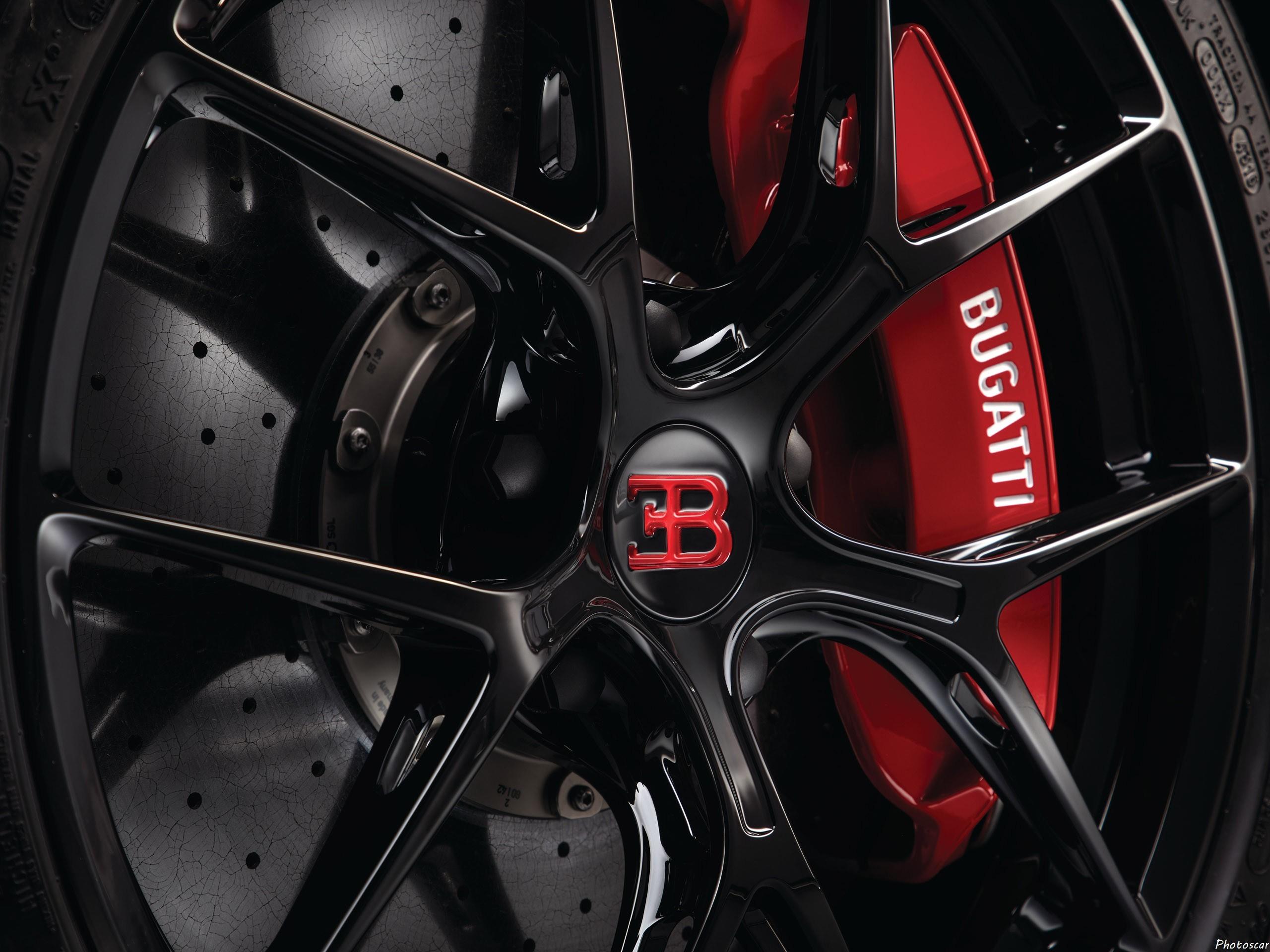 Bugatti Chiron Sport 2018