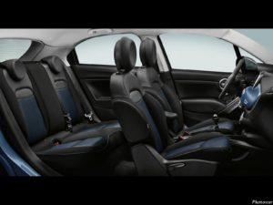 Fiat 500X Mirror 2018