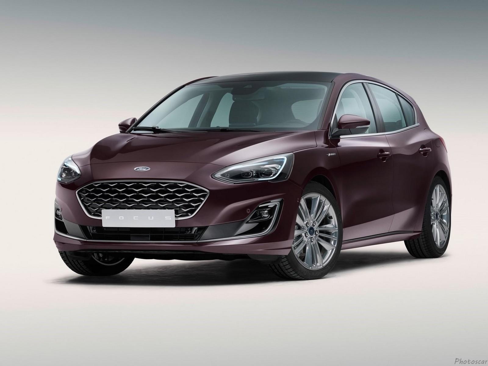 Ford Focus Vignale 2019 – La version la plus premium et exclusive