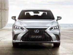 Lexus ES F-Sport 2019
