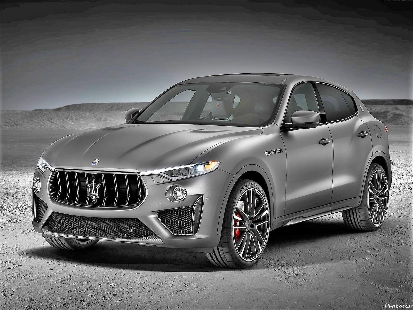 Maserati Levante Trofeo 2019: Version inédite avec V8 3.8 de 590 ch