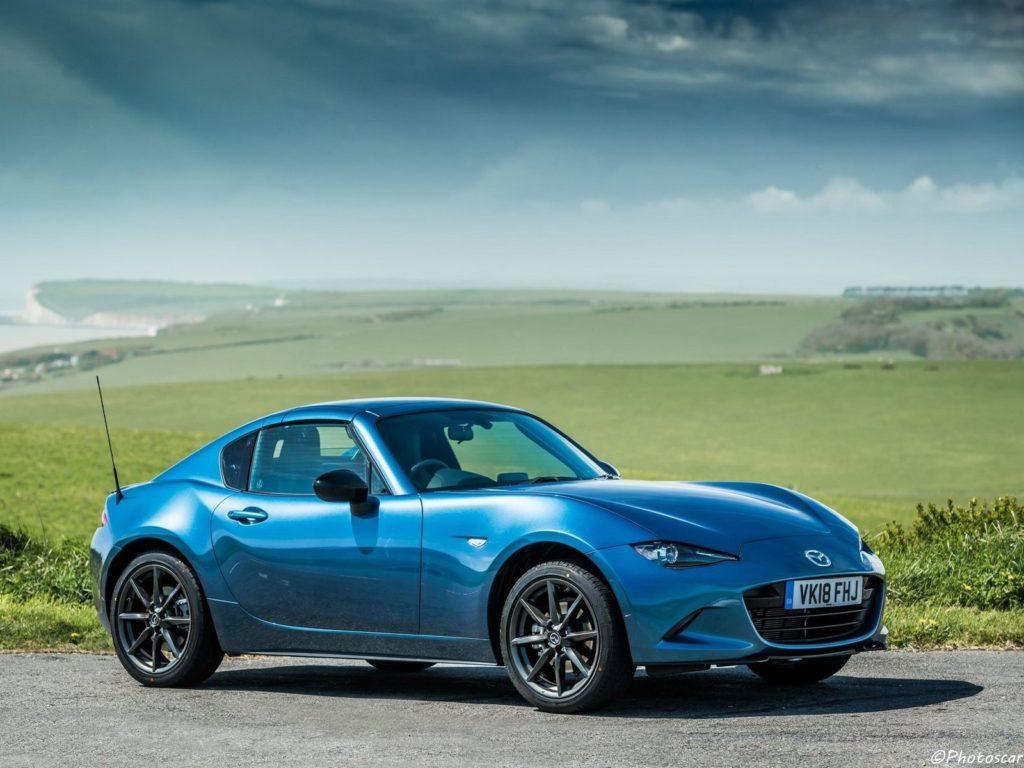 Mazda MX-5 RF Sport Black UK 2018 [01]