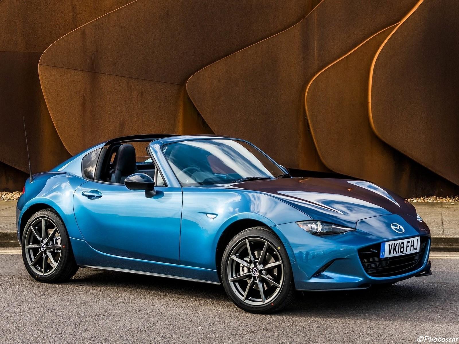 Mazda MX-5 RF Sport Black 2018 – une cure de jouvence élégante