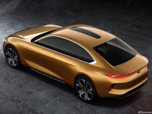 Pininfarina HK H500 Sedan Concept 2018