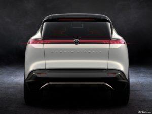 Pininfarina K350 SUV Concept 2018