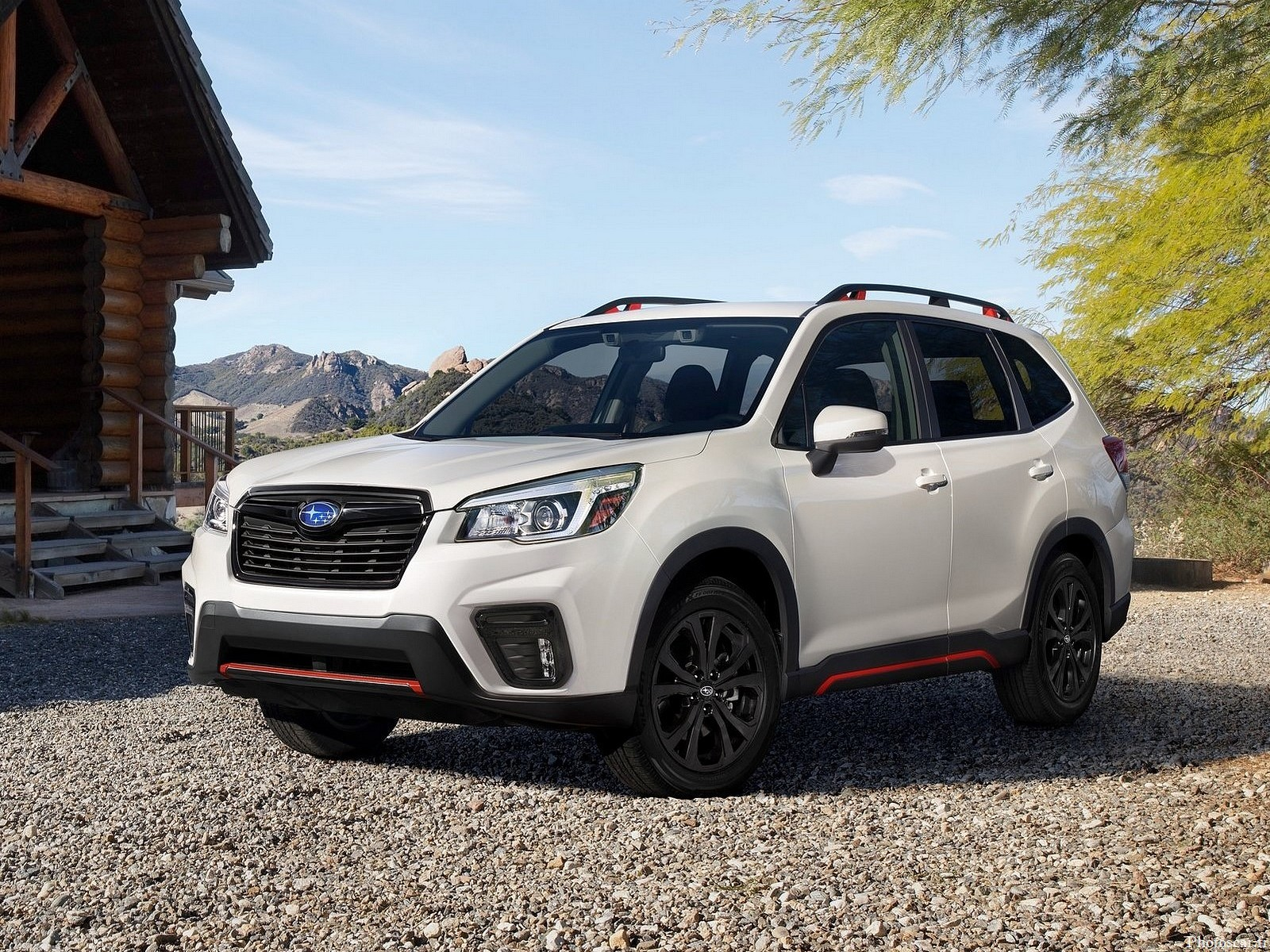 Subaru Forester Sport 2019