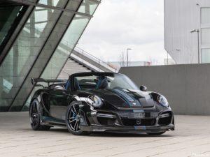 Techart - Porsche 911 Turbo GT Street R Cabriolet 2017