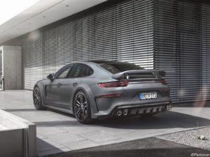 Techart - Porsche Panamera Grand GT 2017