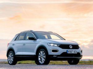 Volkswagen T-Roc UK 2018