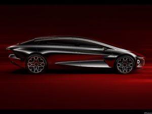 Aston Martin Lagonda Vision Concept 2018