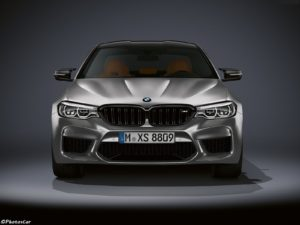 BMW M5 Competition 2019