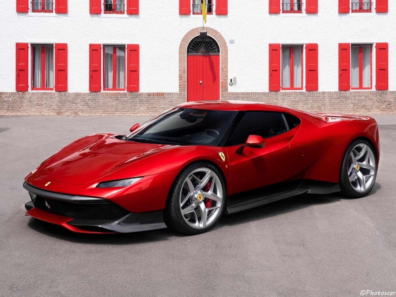 Ferrari SP38 2018: Le programmeOne-Off créé un modèle unique