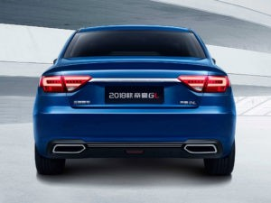 Geely Emgrand GL 2018