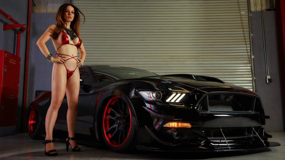 Miss Tuning Calendrier 2017 - Mars