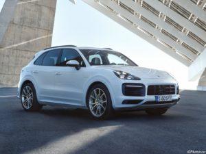 Porsche Cayenne E-Hybrid 2019