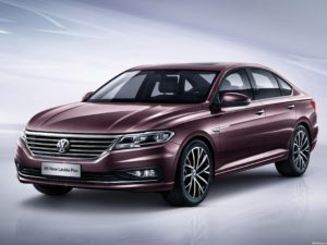 Volkswagen Lavida Plus 2018