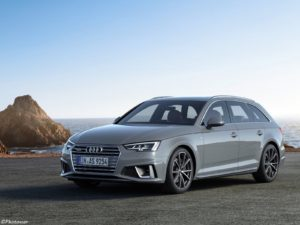 Audi A4 Avant 2019