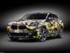 BMW X2 Digital Camo Concept F39 2018