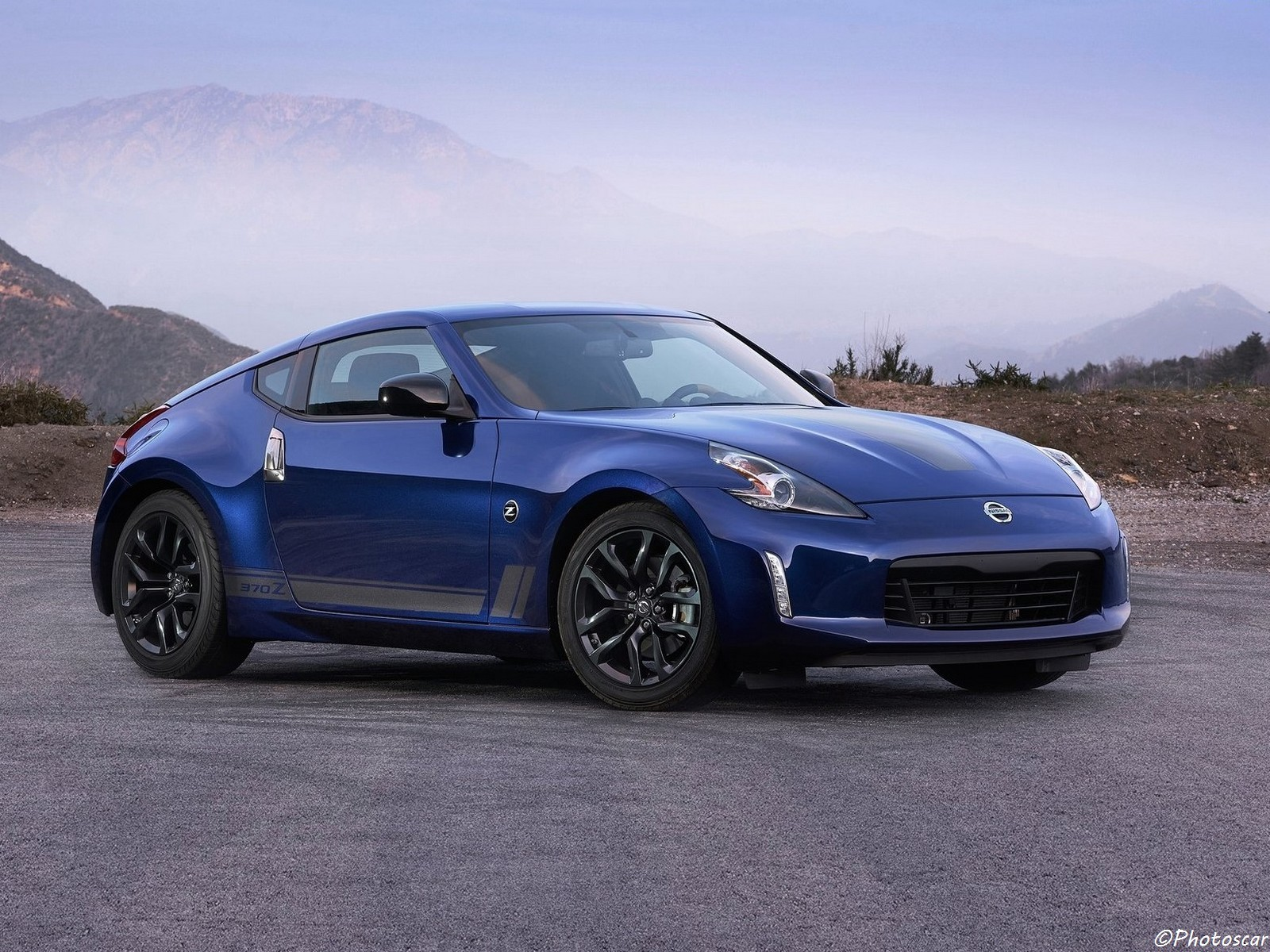 Nissan 370Z Heritage Edition 2019