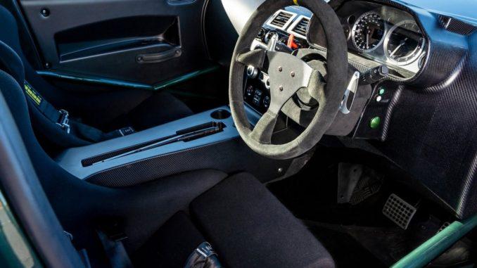 Aston Martin V8 Cygnet Concept 2018
