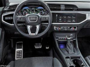 Audi Q3 2019 - Intérieur