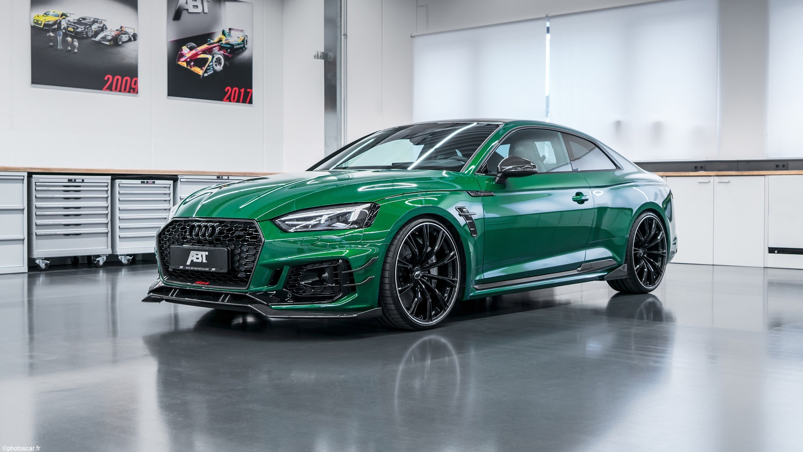 Audi RS5-R Coupe 2018 - ABT