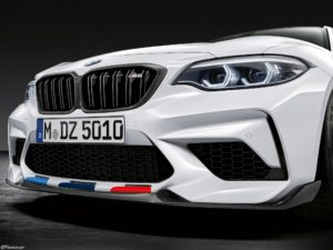 BMW M2 Competition MPerformance Accessories 2018