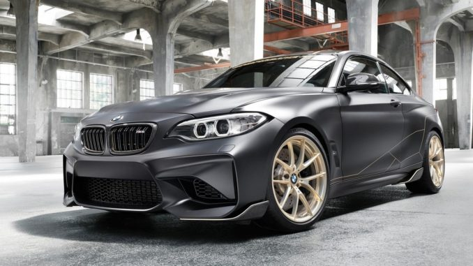 BMW M2 MPerformance Parts Concept 2018