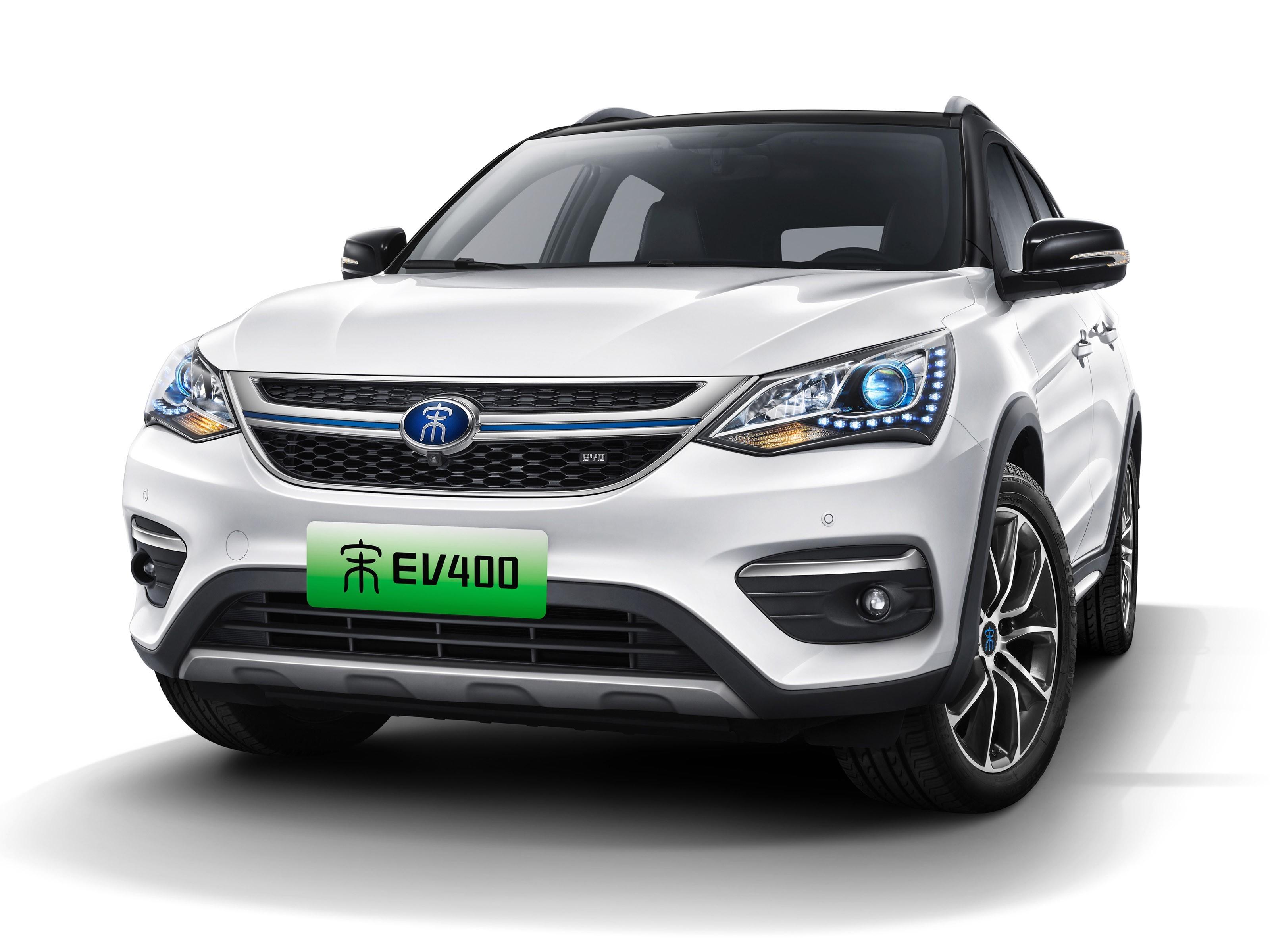 BYD Auto Song EV400 2018 – Moteurs électriques de 218 ch et de 310 Nm