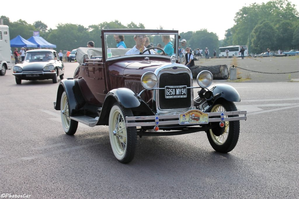 Ford Modele A 1928