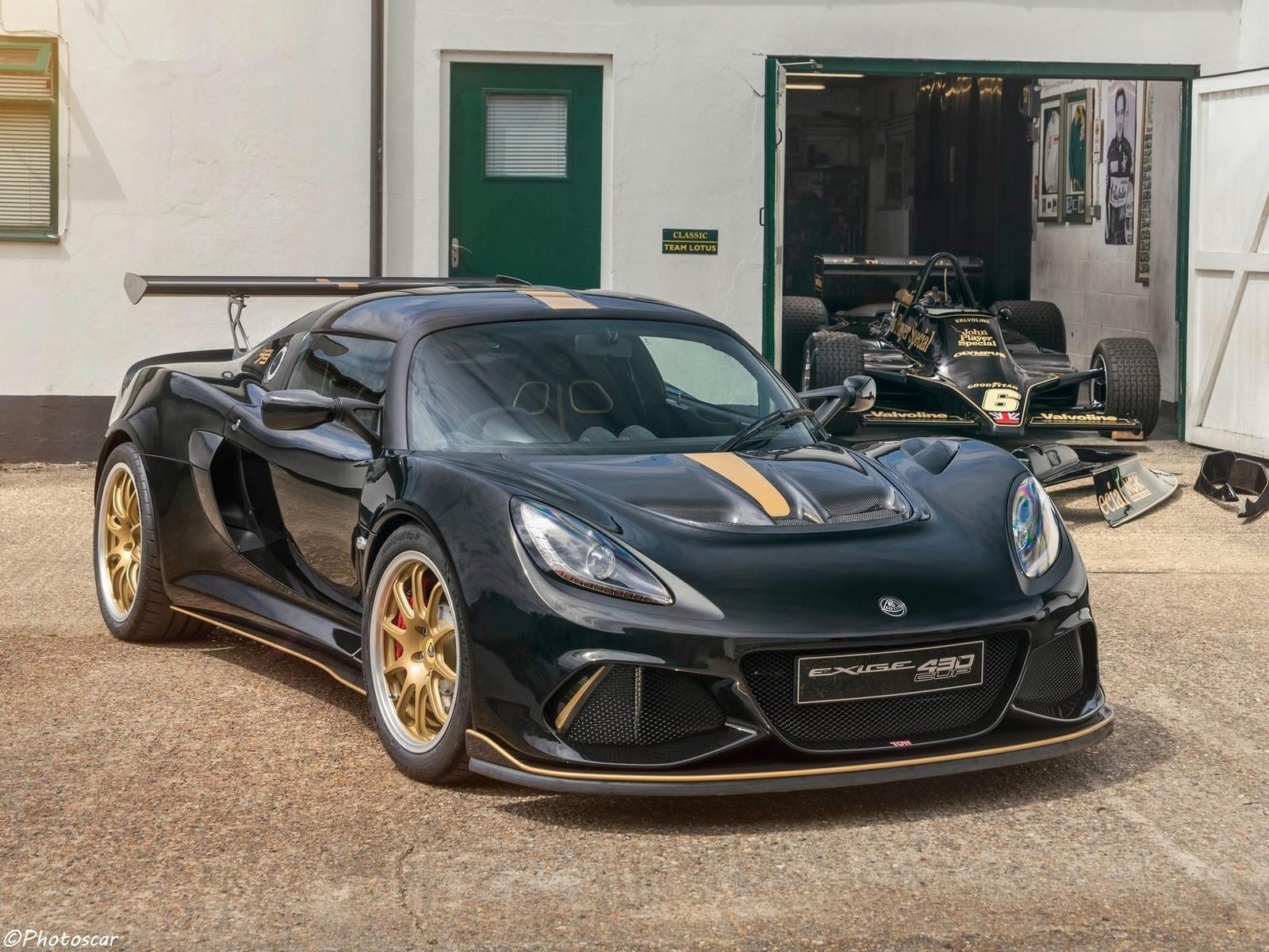 Lotus Exige Célébration Type 79 2018