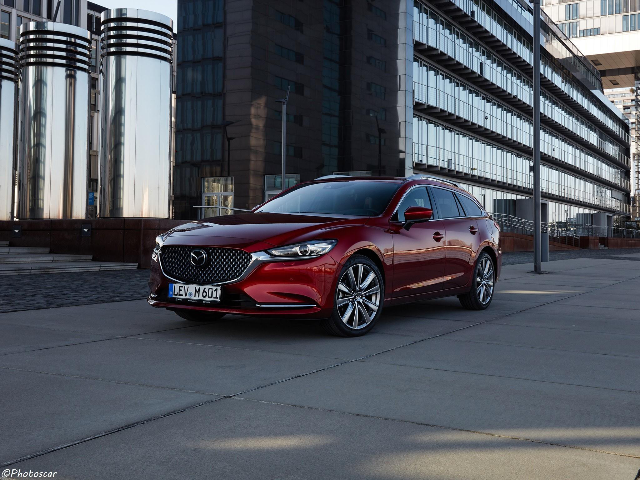 Mazda6 Wagon 2018 – Une expérience de conduite de meilleure qualité