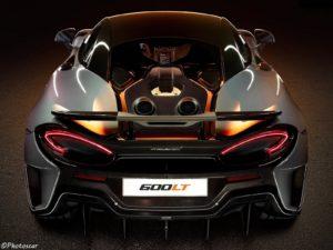 McLaren 600LT 2019