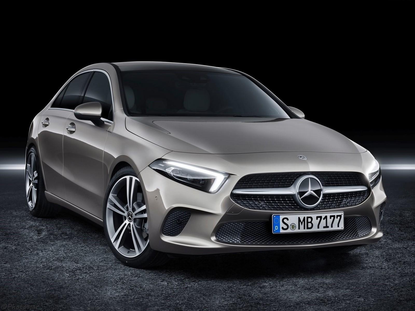 Mercedes Classe A Sedan 2019