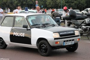 Police Renault 5