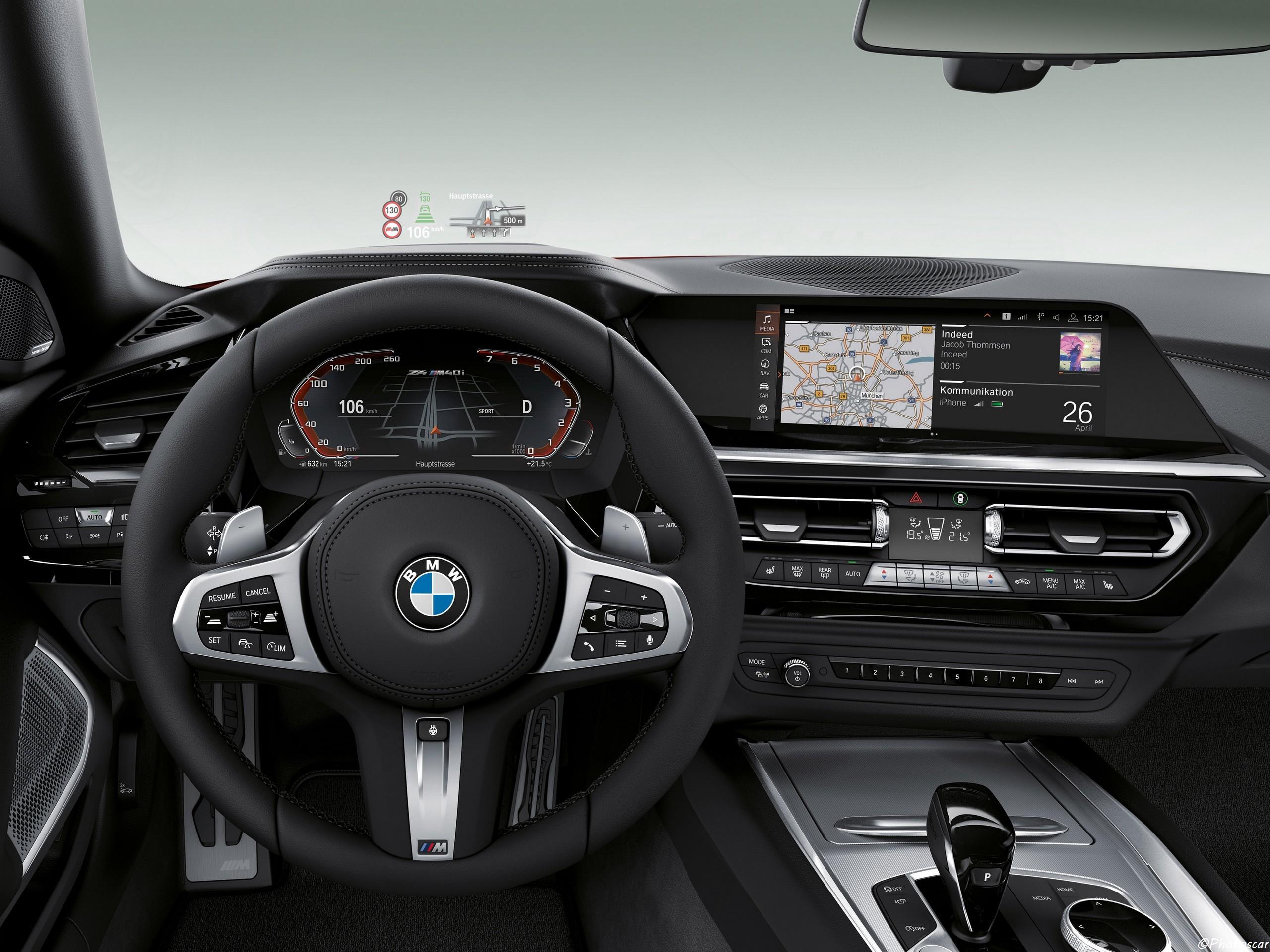 BMW Z4 M40i First Edition G29 2018