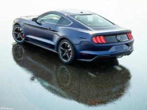 Ford Mustang Bullitt Kona Blue 2019
