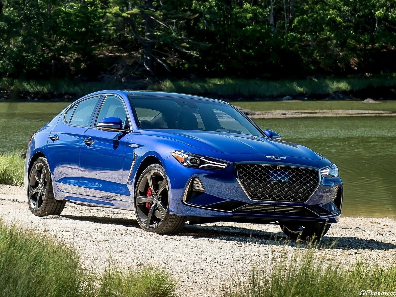 Genesis G70 2019 – La berline sud-coréen au New York Auto Show