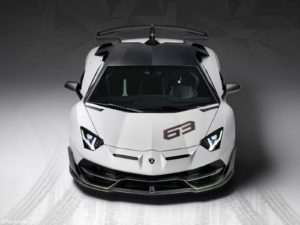 Lamborghini Aventador SVJ 63 2019