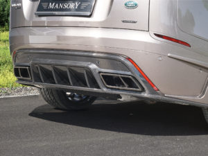 Mansory Range Rover Velar 2018