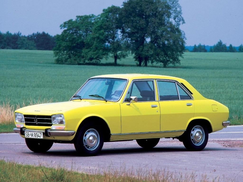 Peugeot 504 1983