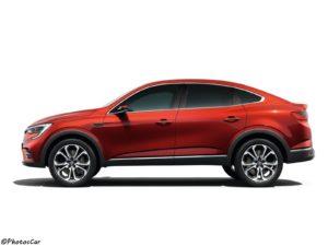 Renault Arkana Concept 2018