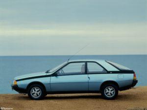 Renault Fuego 1980